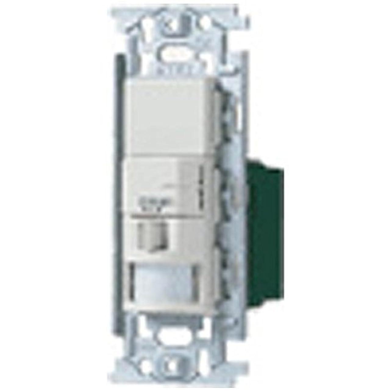 ロマンチック誤解する罪人パナソニック(Panasonic) かってにスイッチ 壁取付熱線センサ付自動スイッチ ブランクチップ付 WN5622K