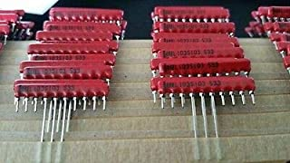 5 pieces Resistor Networks /& Arrays 8pins 56Kohms Isolated