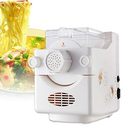 Kaibrite Máquina eléctrica para hacer pasta (160 W, totalmente automática, material ABS,...