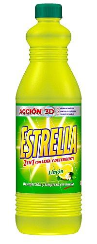 Estrella Detergente Limón 2 en 1 - 1.5L