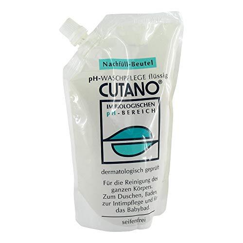 CUTANO Waschpflege flüssig Nachf.Btl. 500 ml