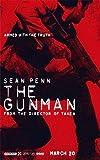 The Gunman - Sean Penn - Film Poster Plakat Drucken Bild -