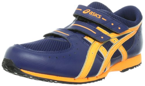 [アシックス] ワーキング 安全靴/作業靴 ウィンジョブ FOA004 ネイビーブルー 25