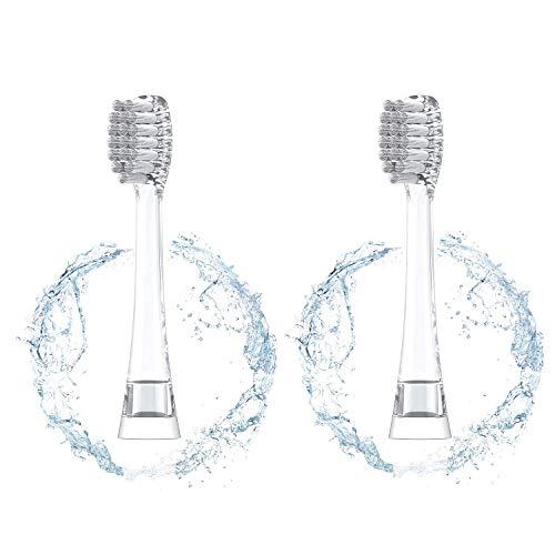 Cabezas de repuesto para cepillo de dientes eléctrico para bebés/niños - Pack...