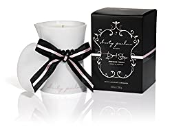 Massage candles make relaxing push presents