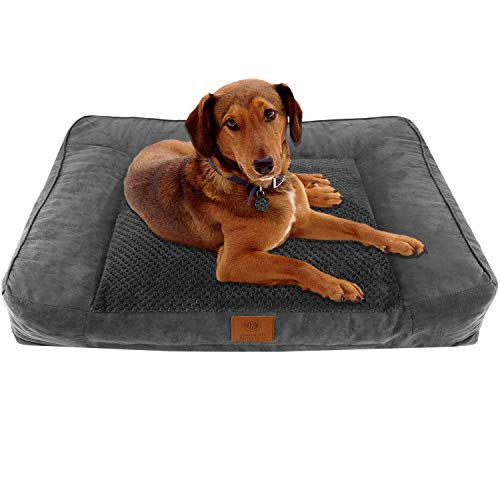 American Kennel Club Memory Foam Pet Sofa Dog Bed