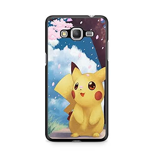 Coque pour Samsung Galaxy J7 2016 (J710) Pokemon go Team Pokedex Pikachu Manga Tortank Game Boy Color Salameche Noctali Valor Mystic Instinct Case 5