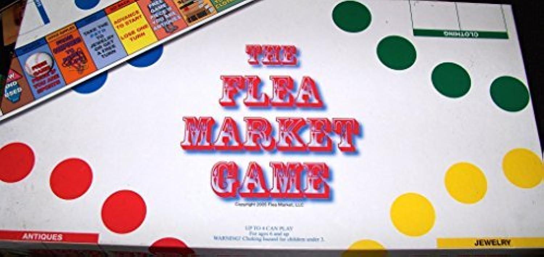 caliente The Flea Market Juego 2005 Edition Edition Edition - 4 Jugarers by The Flea Market Juego  en linea