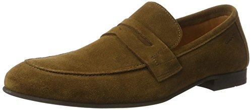 GANT Footwear Herren Enrico Slipper, Braun (Tabacco Brown), 40 EU