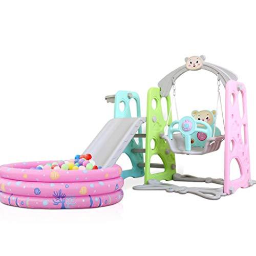 Toddler Climber Swing Swimming P...
