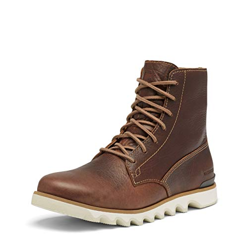 Sorel Men's Kezar WP Tall Boot - Waterproof - Elk - Size 10.5
