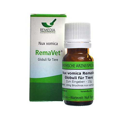 RemaVet Globuli für Tiere STRYCHNOS NUX-VOMICA