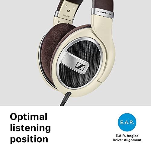 HD 599 headphones for asmr