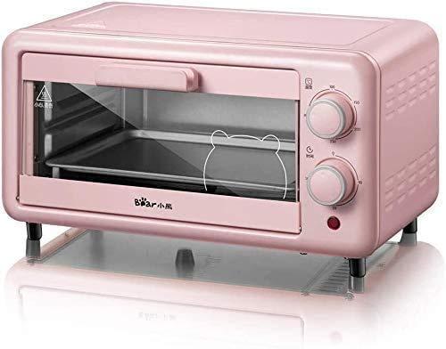 CattleBie Brotbackautomaten, Multi-Funktions-Elektro-Ofen Vollautomatische Temperaturregelung Mini Kleine Backen Kleiner Ofen