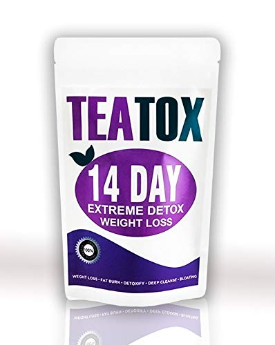 RaKao Natürlicher Detox Tee Fettverbrennung Stoffwechsel ankurbeln-gesünder Leben-keine Chemie - Grüner Tee