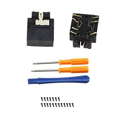 OTOTEC Kit de herramientas de conector para auriculares de 3, 5 mm compatible con controlador Microsoft Xbox One