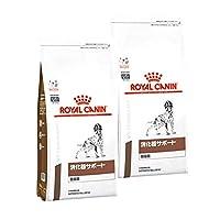 【2袋セット】ロイヤルカナン 食事療法食 犬用 消化器サポート 低脂肪 ドライ 8kg
