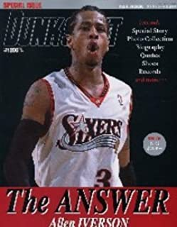 The answer Allen Iverson (NSK mook)