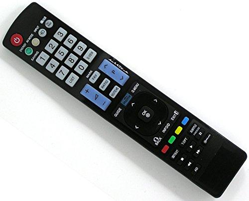Ersatz Fernbedienung für LG LCD LED TV Fernseher Remote Control / LG15 / 42PT351 42PT353 42PT353K 42PT353K-ZG 50PT351 50PT353 50PV250 50PV350 50PV350T 60PV250