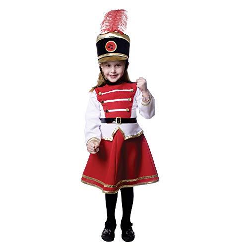 Dress Up America Costume de majorette de tambour pour les filles