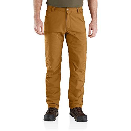 Carhartt Upland Pant Pantaloni da Lavoro, Brown, W33/L34 Uomo
