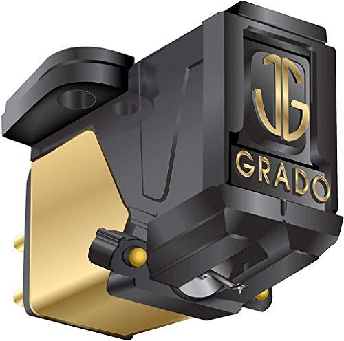 GRADO Prestige - Cartuccia Phono Gold con pennino, supporto standard Gold3