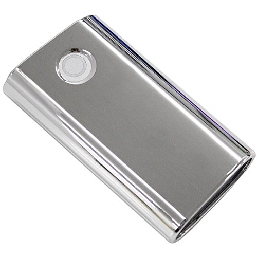 glo専用 ケース グロー 煙草 電子タバコ カバー メタル メッキ メタリック シルバー FJ3847-03