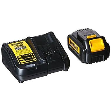 DEWALT DCB200C Battery Pack & Charger