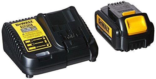 DEWALT 20V MAX Battery and Charger, Premium 3.0Ah (DCB200C)