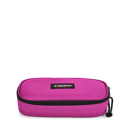Eastpak Oval Single Federmäppchen, Tropical Pink, EK71775V