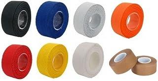Tressostar Velox Cloth Handlebar Tape - 2 Pack (White)