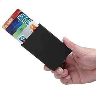 Yeni nesil minimalist Otomatik Mekanizmalı Alüminyum Kredi Kartlık RFID Koruma