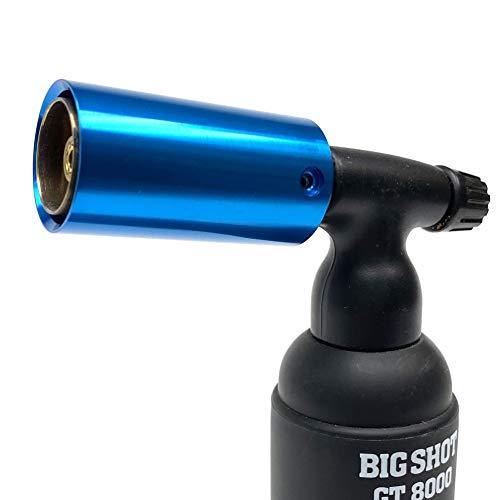 Blazer Big Shot Kit de boquilla turbo de metal - 5,7 cm/varios colores, Azul