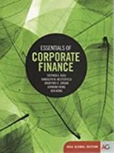 Essentials of Corporate Finance, Asia Global Edition 8th Edition