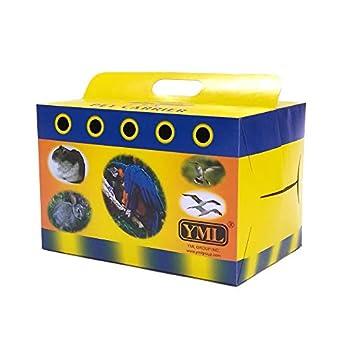 YML Carton de Transport pour Petits Animaux ou Oiseaux, Petite, Lot de 100