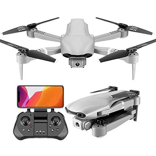 Ububiko Drone Pieghevole per Aereo Quadcopter Drone con Fotocamera 4K GPS Foto Video MV Quadcopter Follow Me Drone Portatile a Bassa Potenza per Adulti Bambini