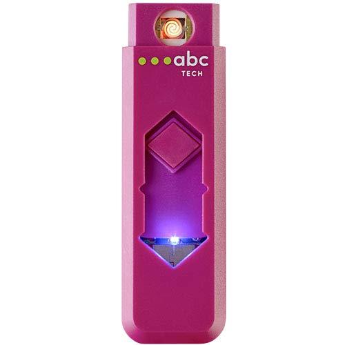 ABC TECH Usb aansteker Roze