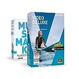 Videobearbeitung und eigene Hintergrundmusik erstellen - im Set JETZT bis zu 60 € sparen!!*