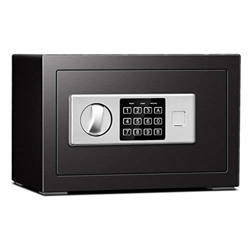 YWSZJ Llaves del gabinete de Seguridad con Bloqueo de código Pin Digital Llave electrónica Caja de Almacenamiento de Claves seguras Acero Lockbox rasguño en Polvo Resistente Recubierto