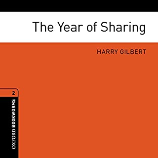 The Year of Sharing audiobook cover art