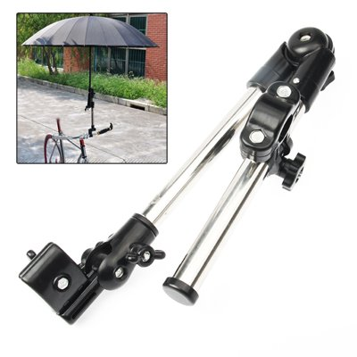 Chengcunxing Best Travel Assistant Bicycle Bike Wheelchair Stroller Chair Umbrella Connector Holder Mount Stand