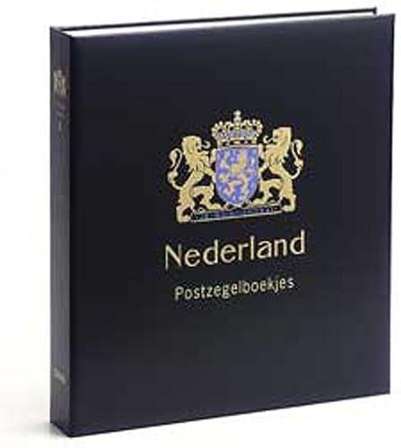 DAVO 541 Luxus Briefmarkenalbum Niederlande Briefm.-Heftchen