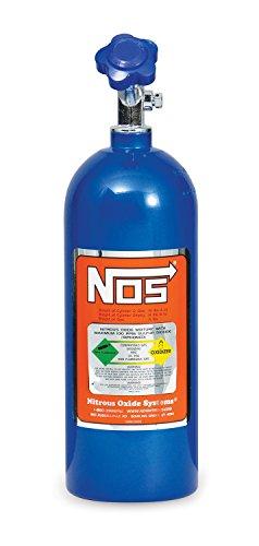 NOS 14730NOS Blue Aluminum 5-pound Nitrous Bottle