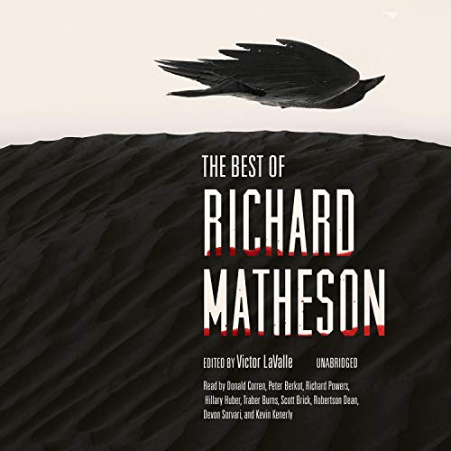 『The Best of Richard Matheson』のカバーアート