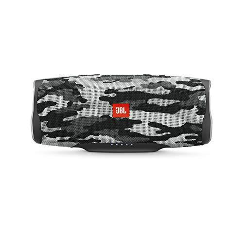JBL Charge 4 Portable Waterproof Wireless Bluetooth Speaker - Black Camo
