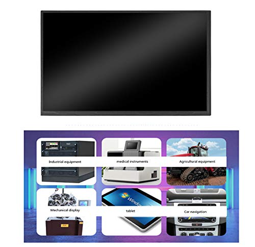 MAQRLT 10,1 Zoll-LCD-Schirm-LVDS-HD 1280 * 800 Highlight IPS kapazitive LCD-Bildschirm in der industriellen Human Machine Interface Besucher Maschine Medizinisches Gerät Schönheit Instrument