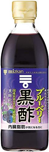 ミツカン ブルーベリー黒酢【機能性表示食品】500ml瓶×6本入×(2ケース)