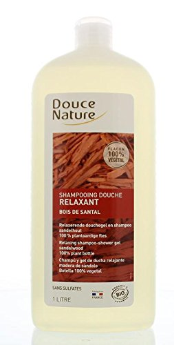 Douce Nature - Shampooing Douche Relaxant Santal