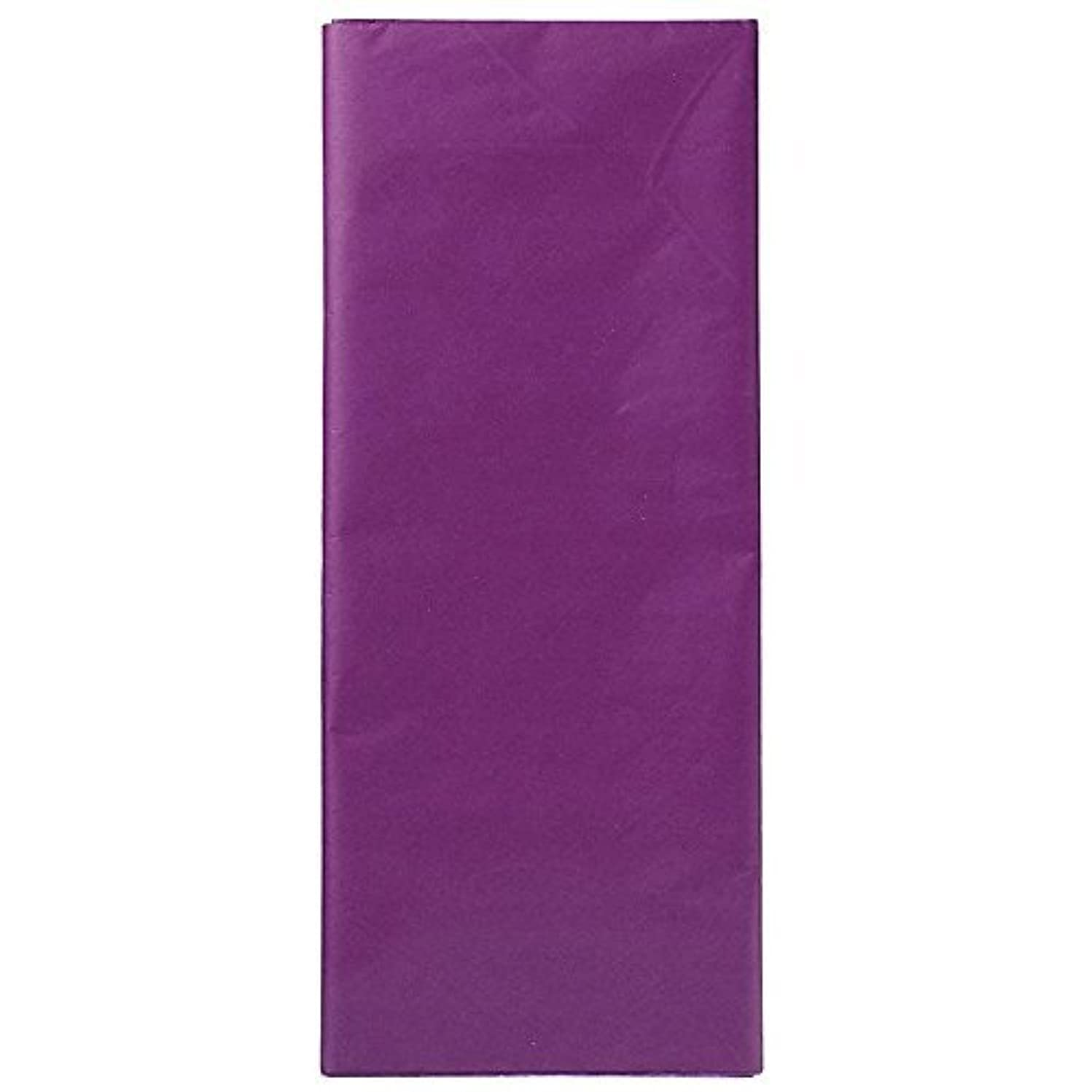 RetailSource Colored 100 Sheet Pack Tissue Paper, 1, Purple
