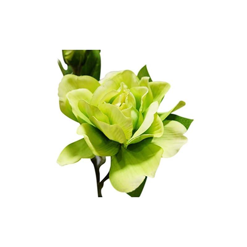 silk flower arrangements giveyoulucky wedding party bouquet 1pc 3 heads fashion artificial gardenia flower home decor
